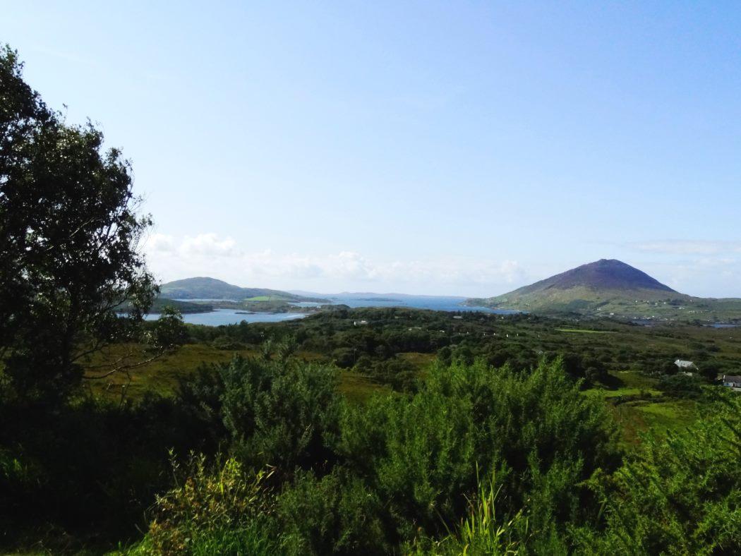 Paysage Connemara