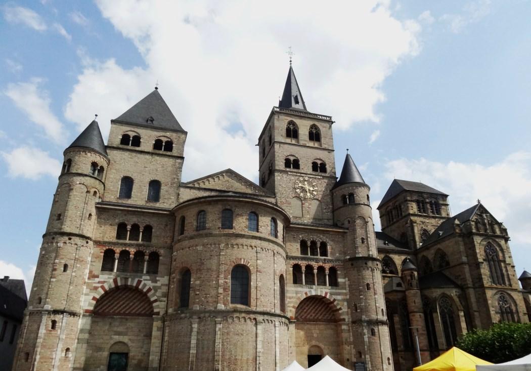 Cathédrale de Trêves © viedexpat