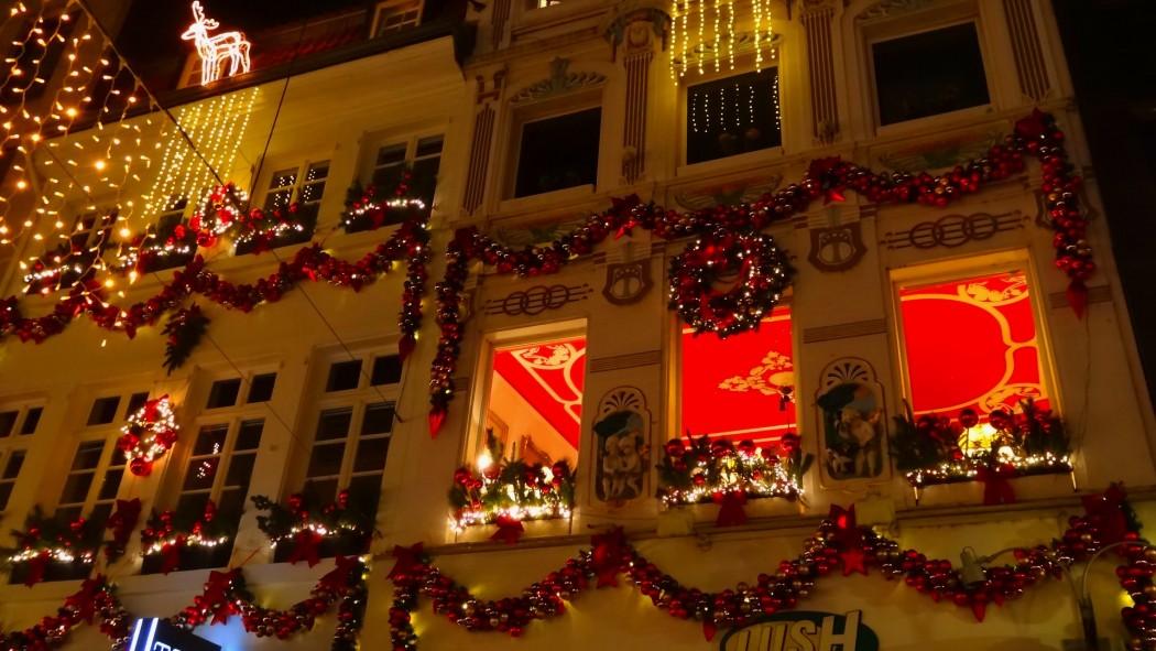 Marché de Noël Düsseldorf