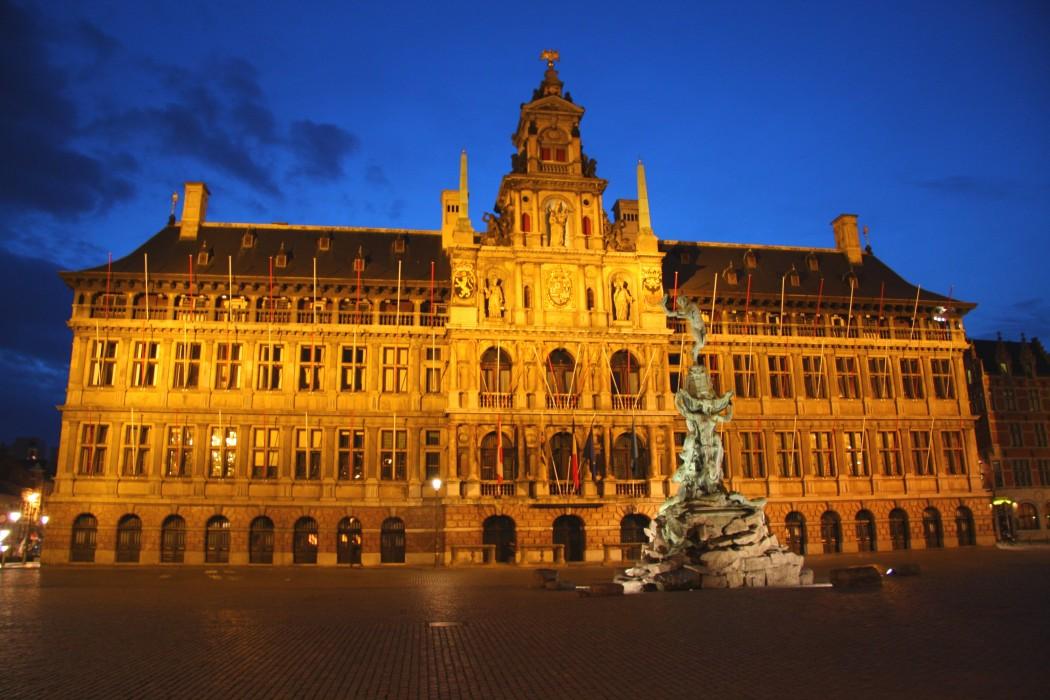 Anvers Hôtel de ville