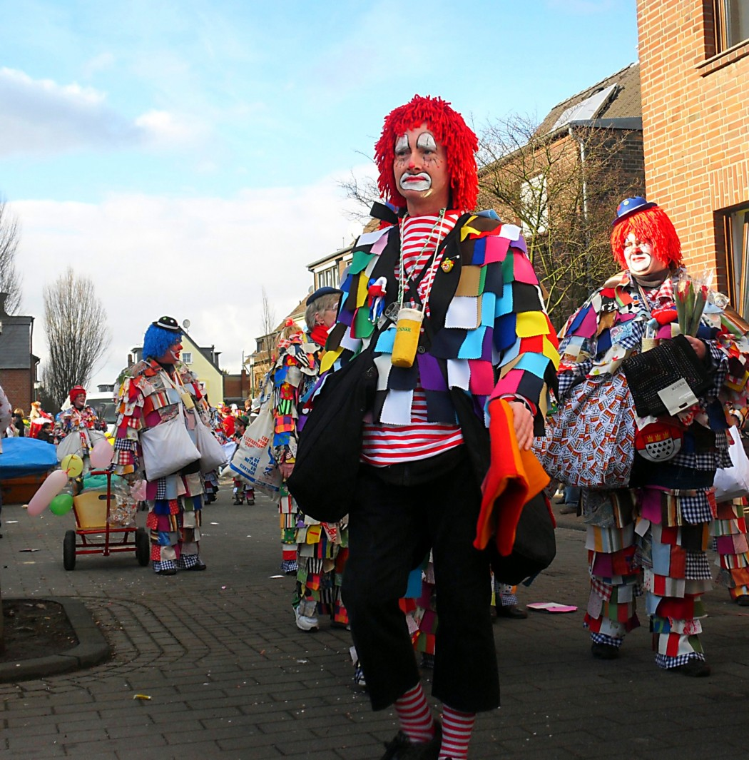 Kostüm Karneval