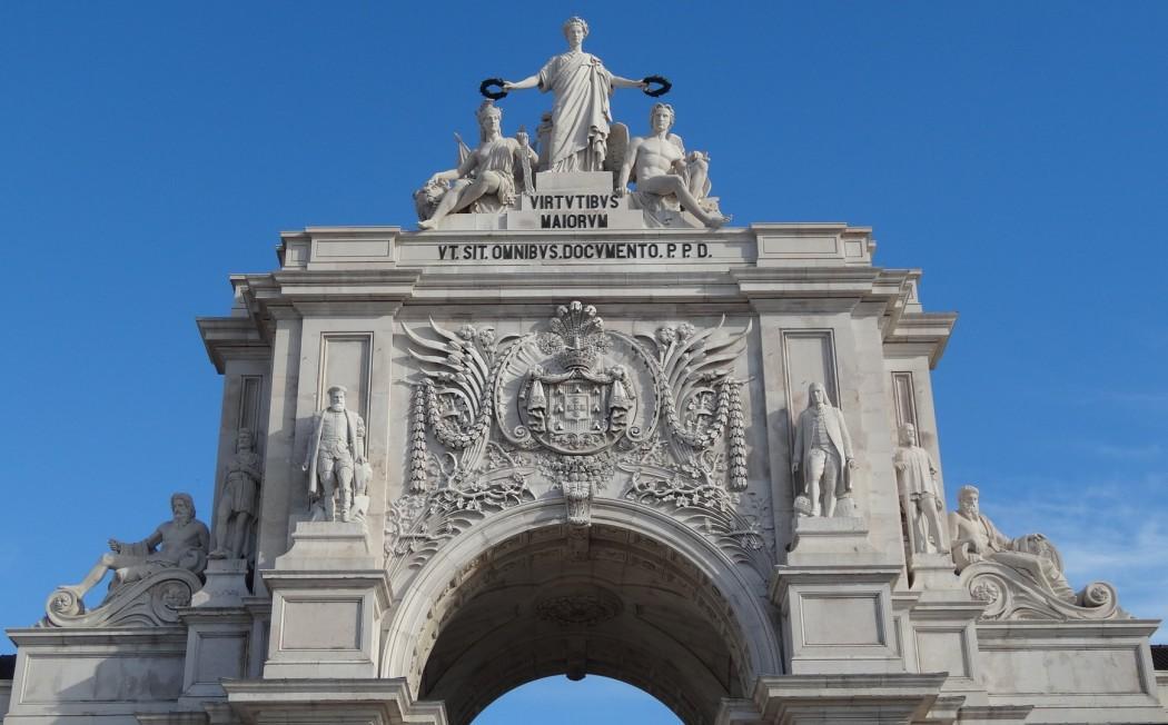 Arc de tromphe Lisbonne