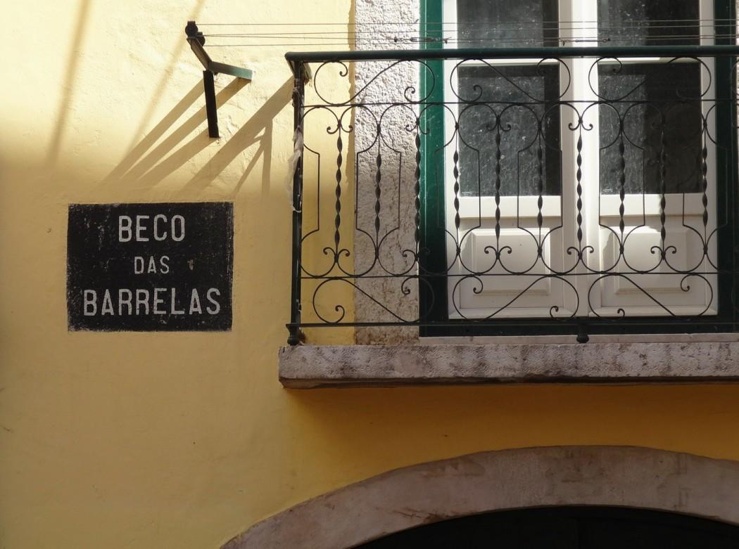 Beco Lisbonne