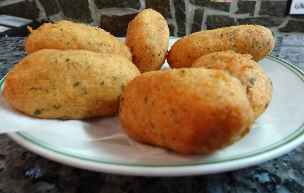 Beignets de poisson portuguais