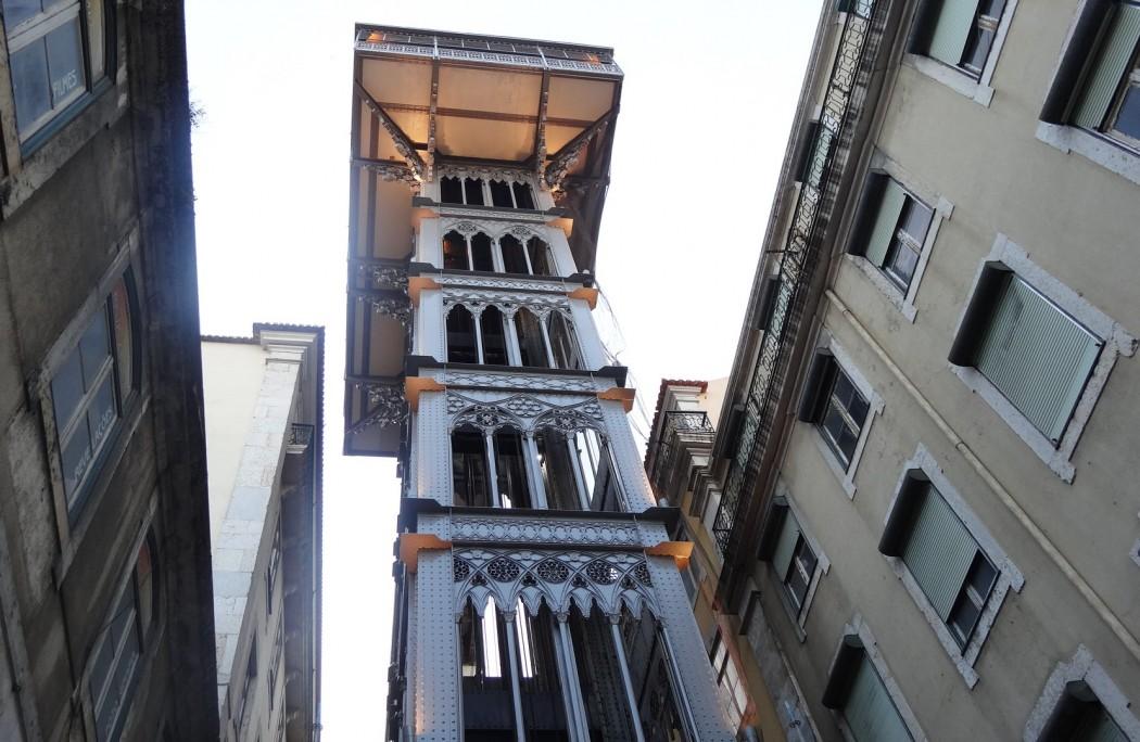Ascenseurs Lisbonne