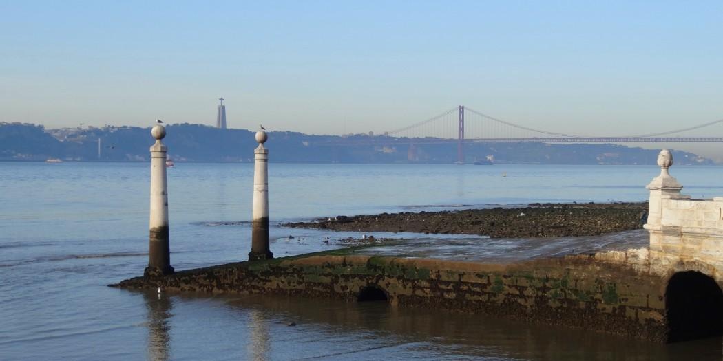 Lisbonne Vue sur la Mer
