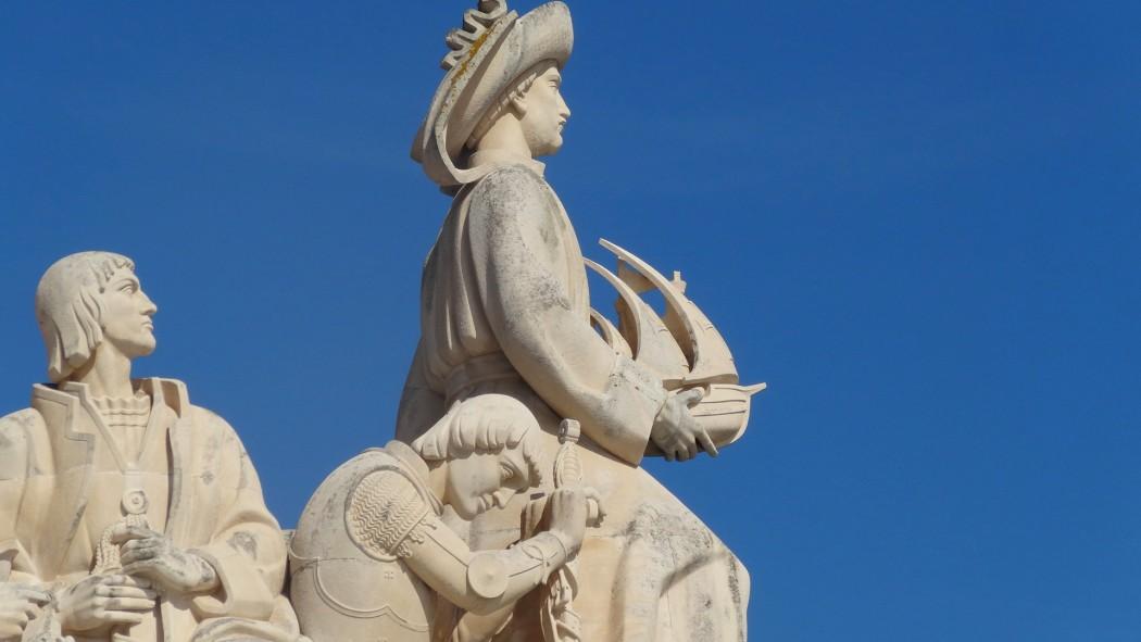 Monuments aux Découvertes Lisbonne