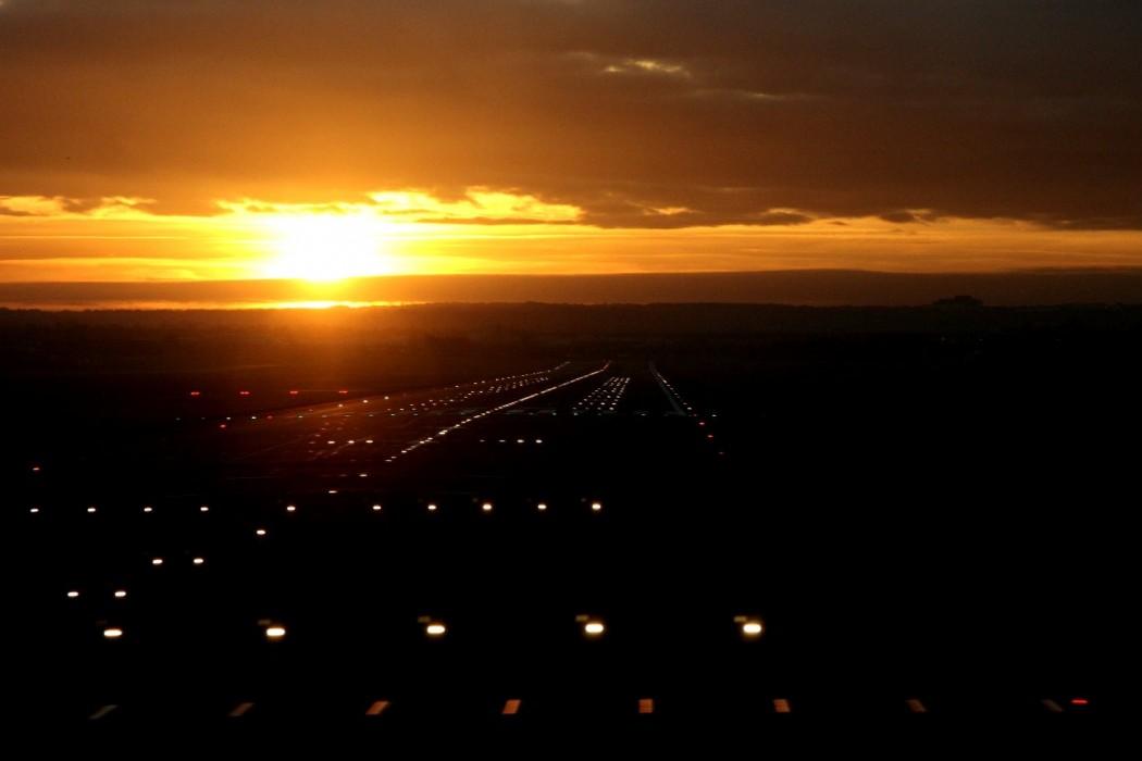 Aeroport de nuit