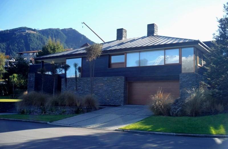 Maison en Nouvelle-Zélande