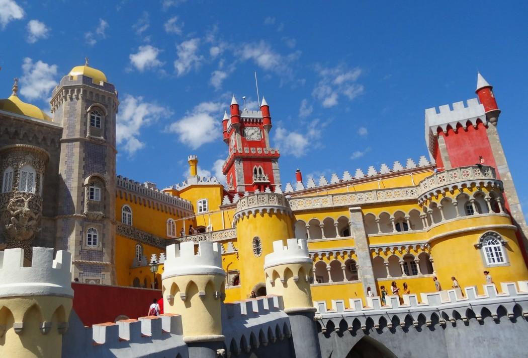 Sintra Palais de Pena