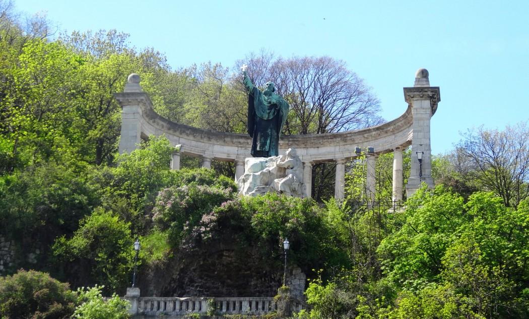 Mont Gellert Budapest