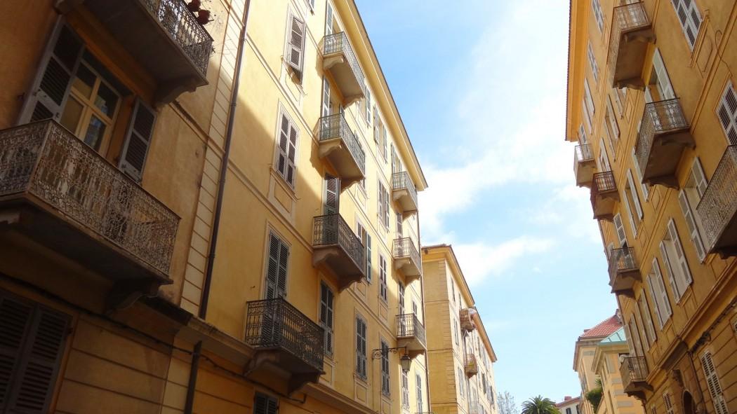 Rues d'Ajaccio