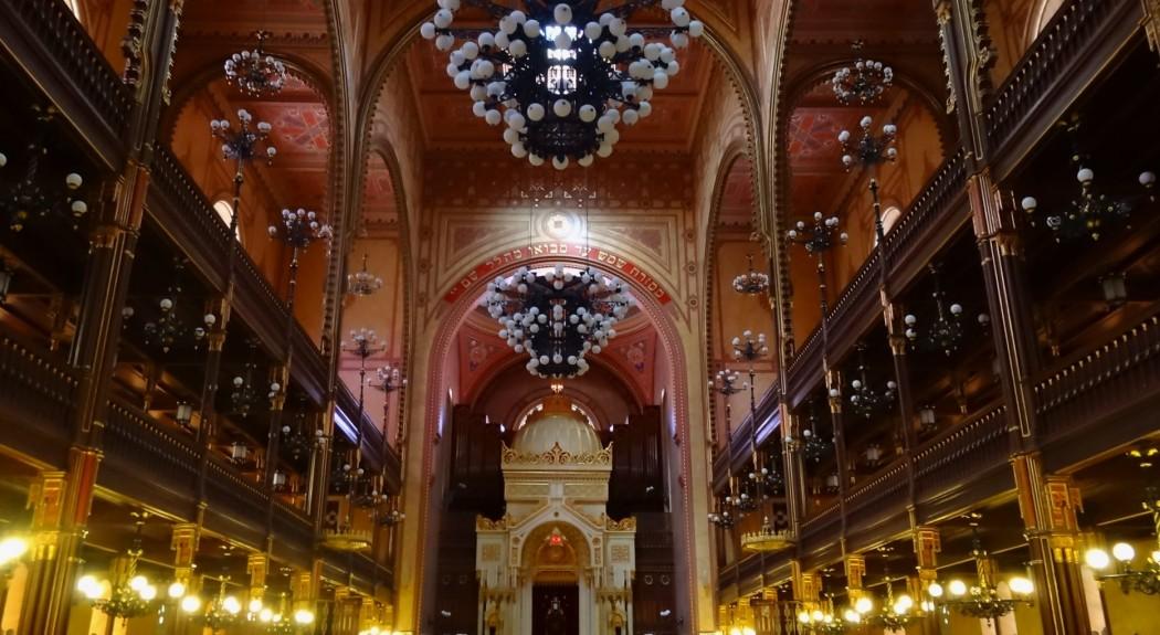 Synagogue Budapest