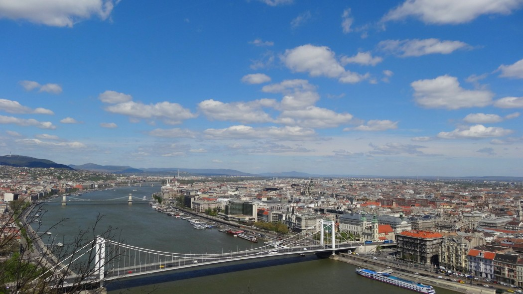 Vue Budapest