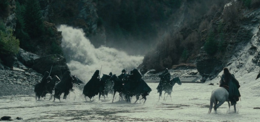 Seigneur des Anneaux - Arrow River
