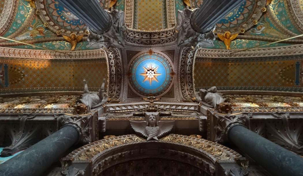 Basilique Notre-Dame de Fourvière Lyon © Vie d'Expat