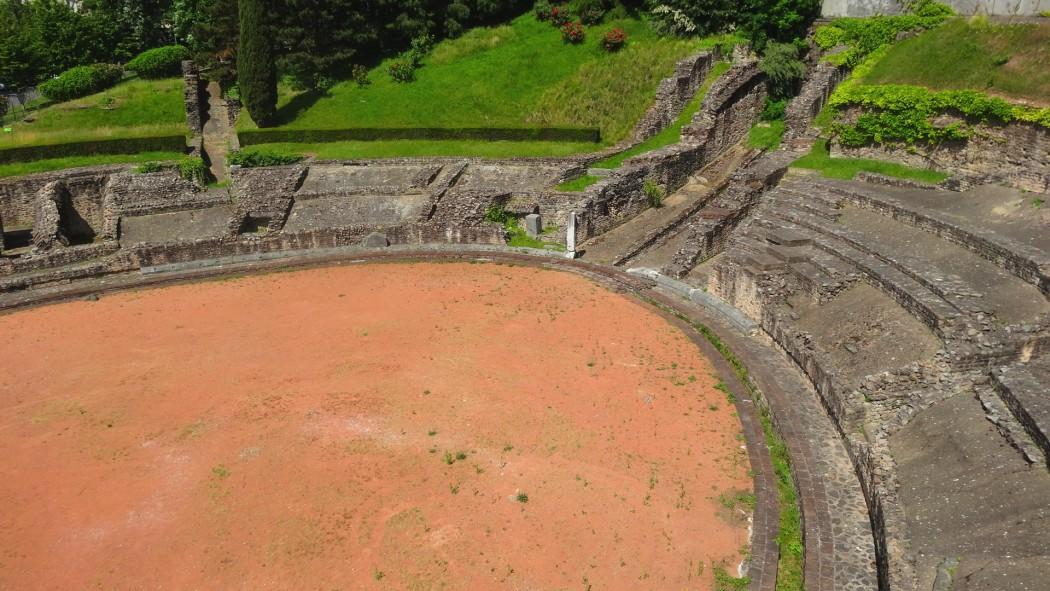 Amphithéâtre des Trois Gaules Lyon