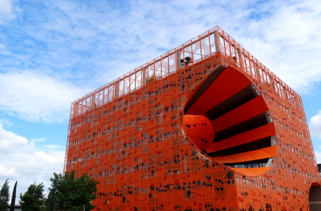 Bâtiment Orange Confluence