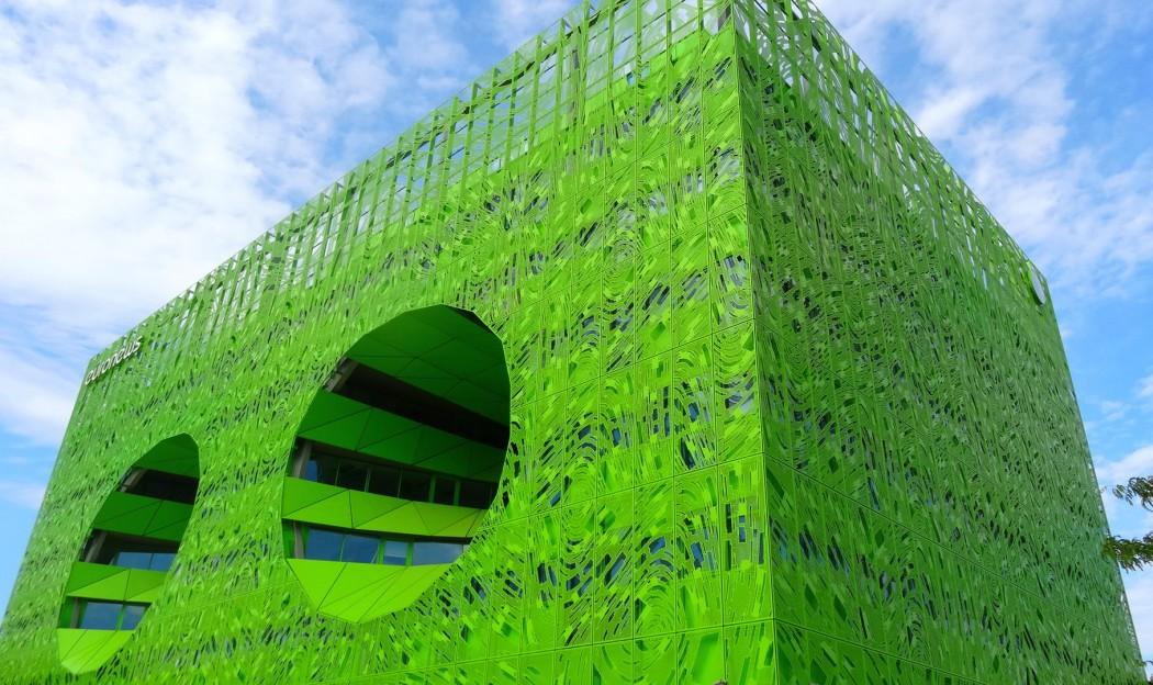 Bâtiment Vert Confluence