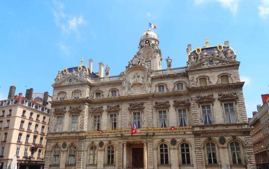 Hôtel de ville Lyon