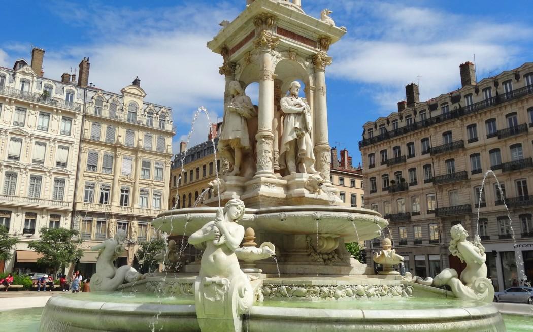 Place des Jacobins Lyon