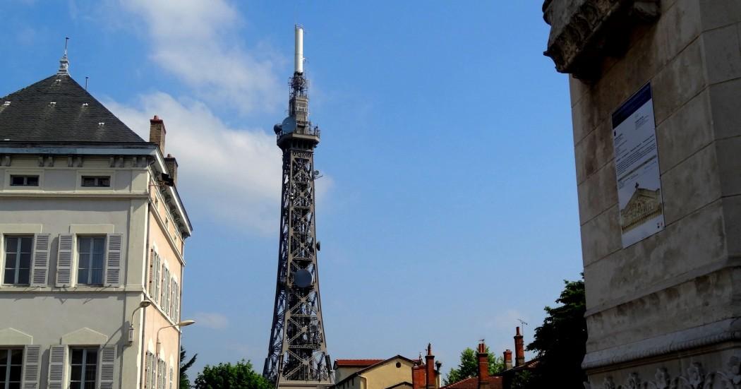 Tour Eiffel Lyon