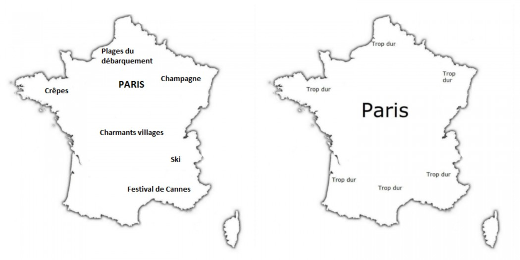 France vu par