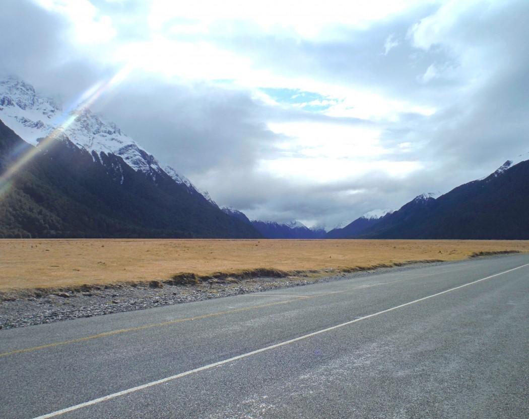Eglinton Flats Nouvelle-Zélande