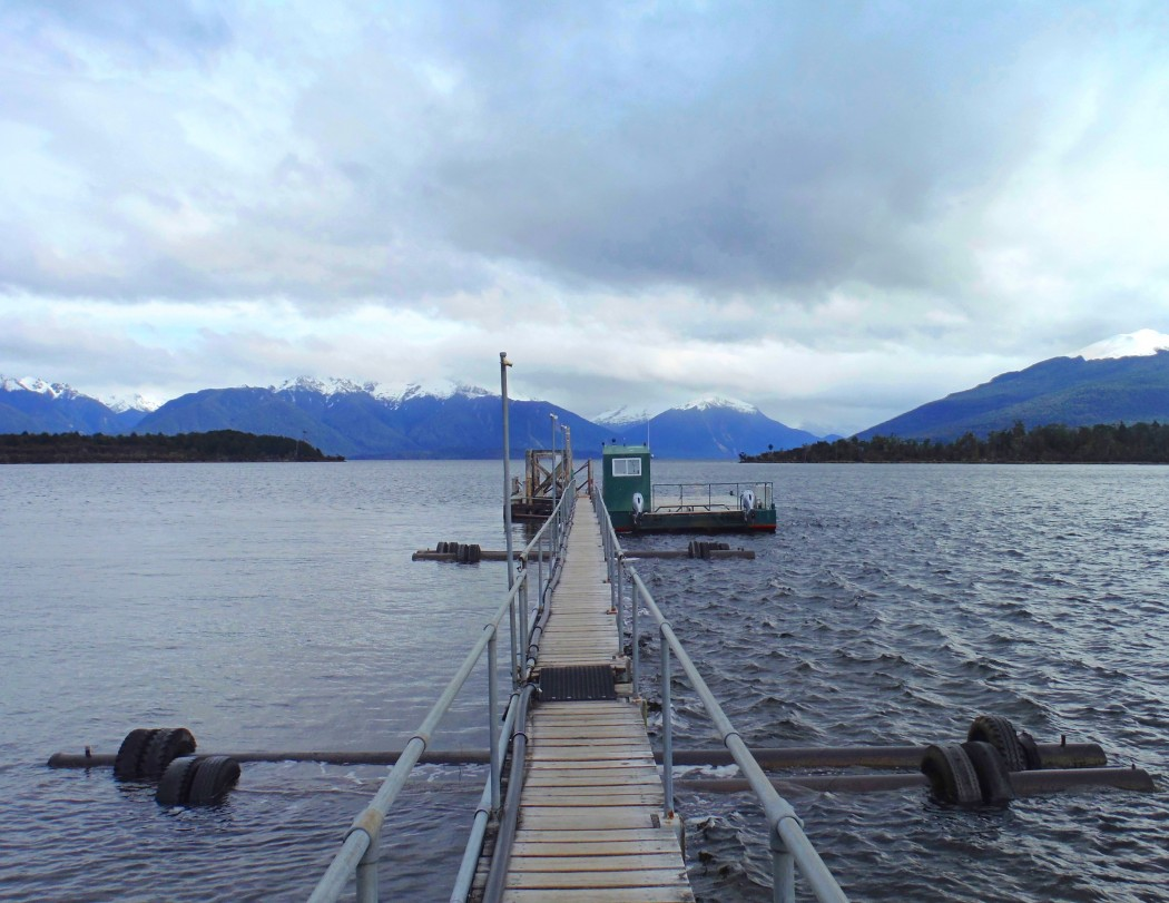 Lac Te Anau Nouvelle-Zélande
