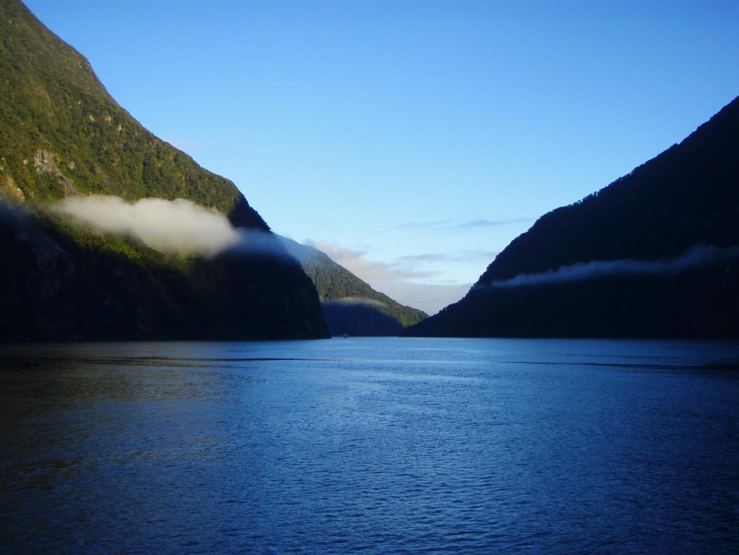 Milford Sound Nouvelle-Zélande