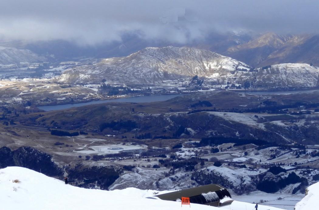 Coronet Peak Nouvelle-Zélande