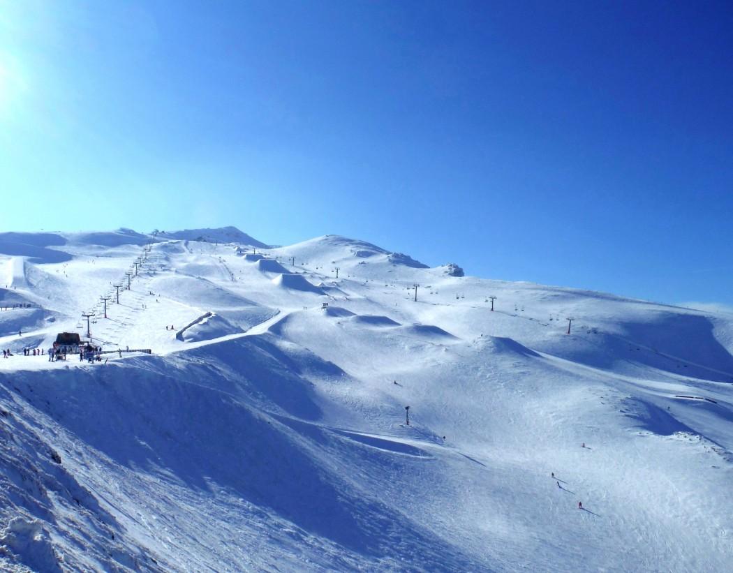 Domaine Ski Cadrona Nouvelle-Zélande