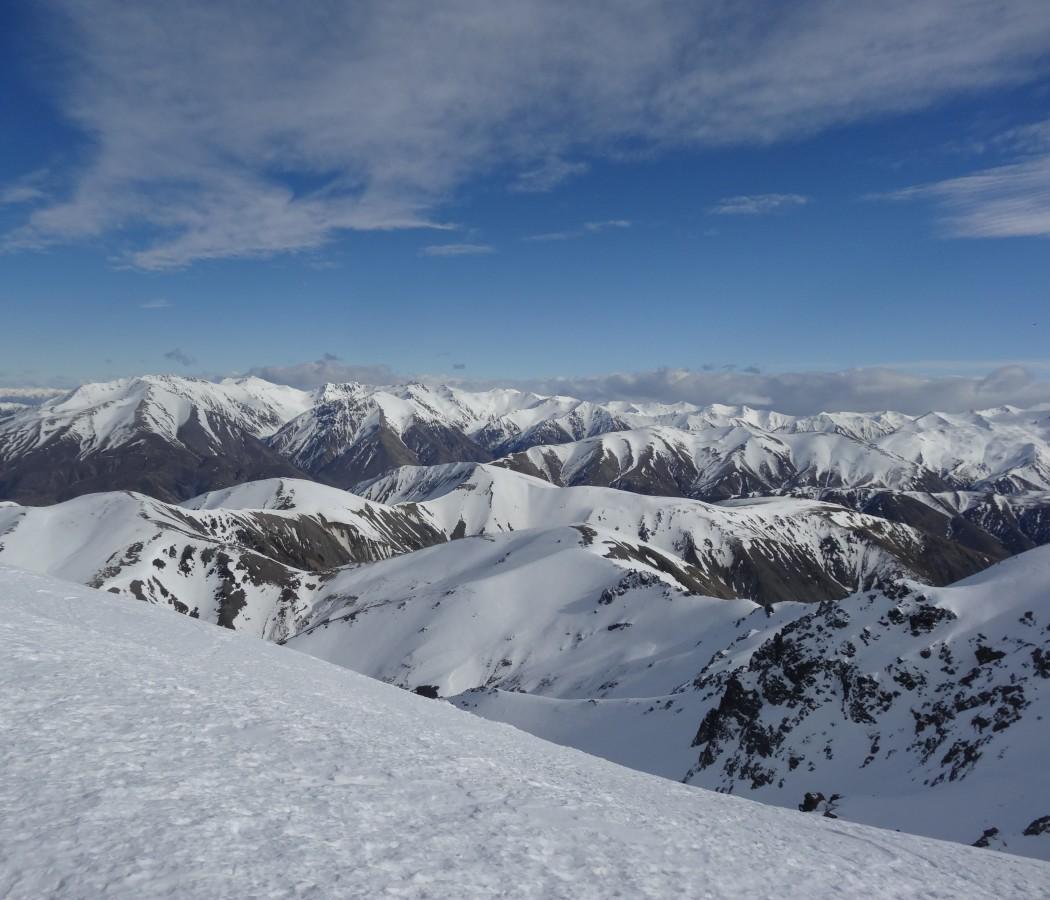 Mount Hutt Nouvelle-Zélande
