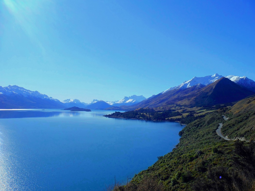 Route Queenstown Glenorchy