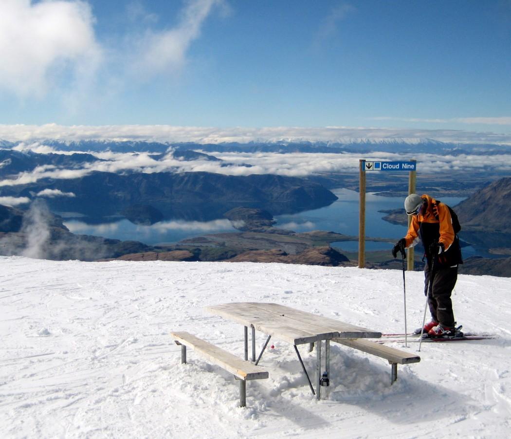 Treble Cone Nouvelle-Zélande