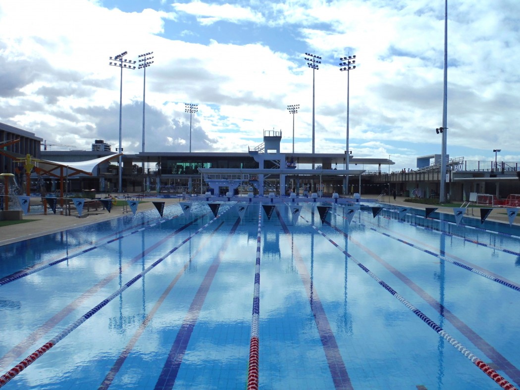 Aquatic Centre Gold Coast
