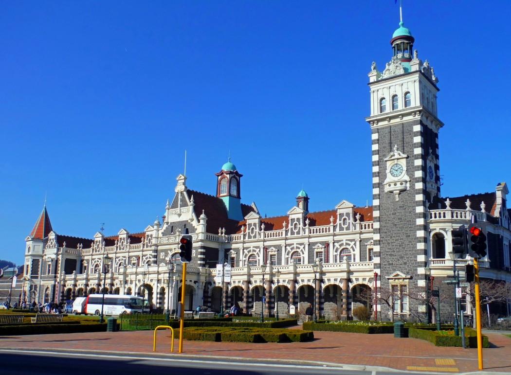 Dunedin Gare Nouvelle-Zélande
