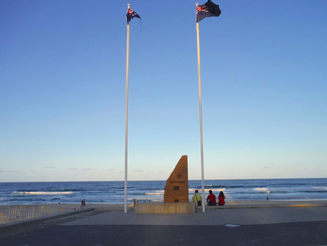 Plage Surfers Paradise Australie Gold Coast © Vie d'Expat'