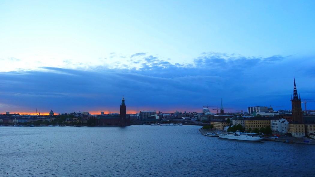 Vue Stockholm Katarinahissen