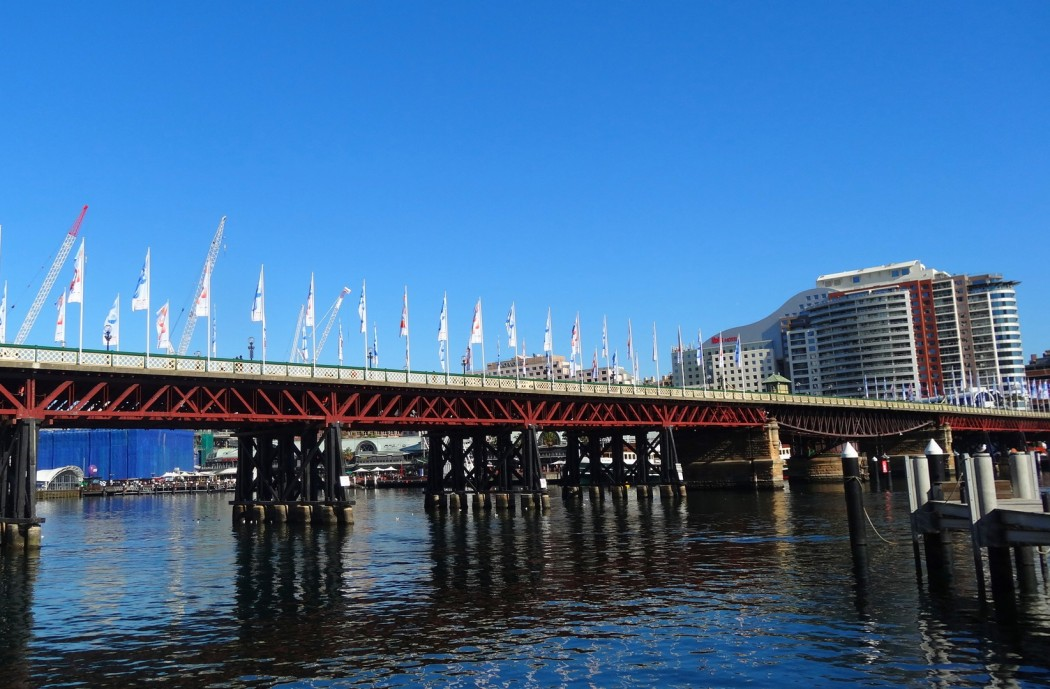 Pyrmont Bridge Sydney