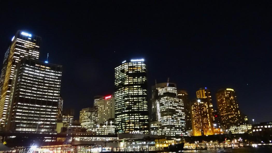 Sydney de nuit