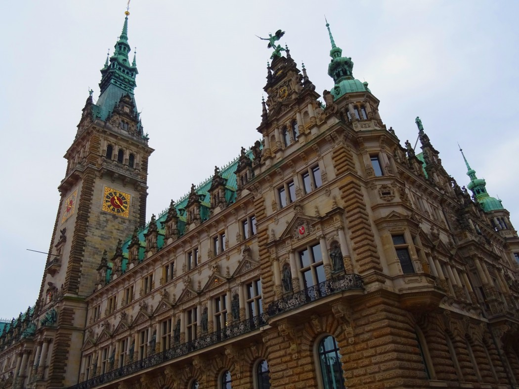 Hambourg Rathaus