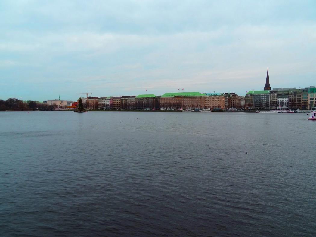 Hamburg Lac Alster