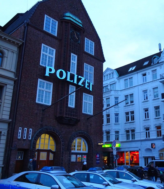 Police Sankt Pauli