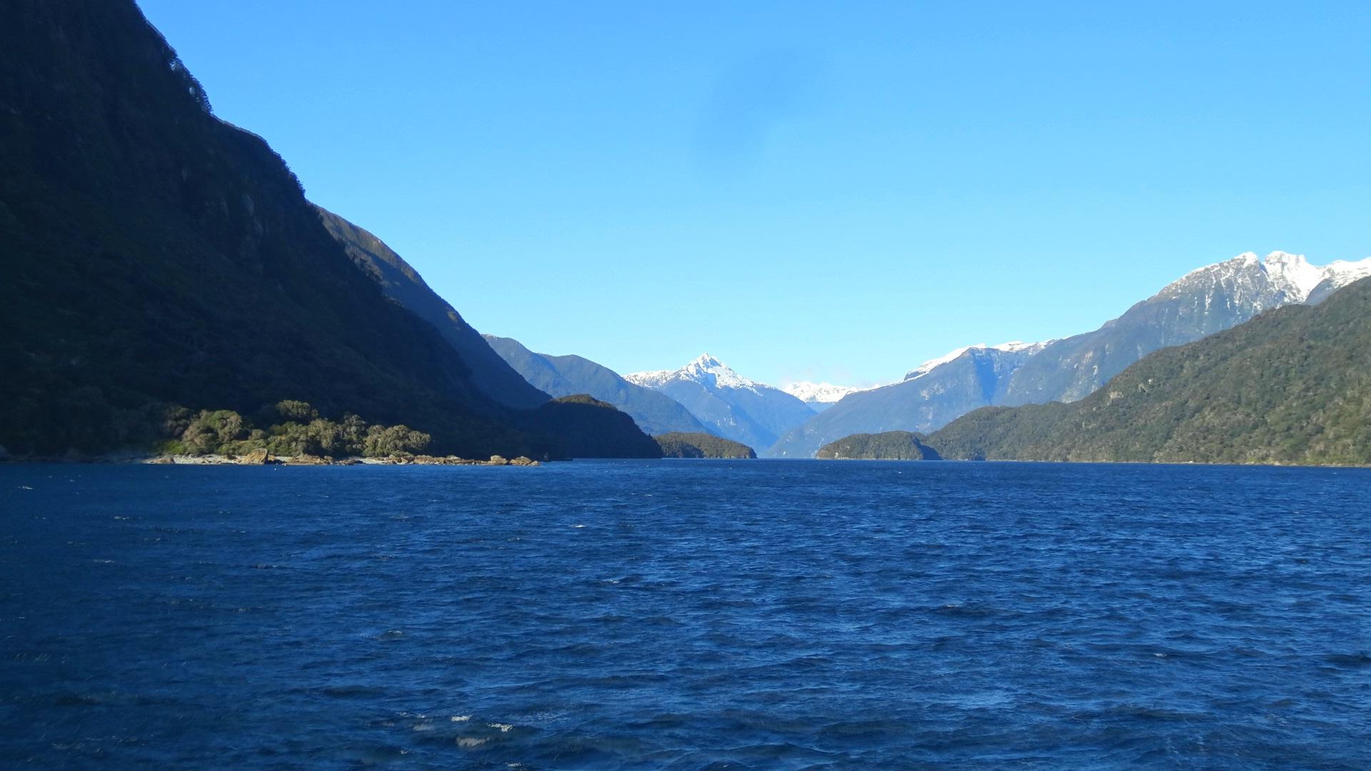 Doubtful Sound Nouvelle-Zélande © Vie d'Expat'