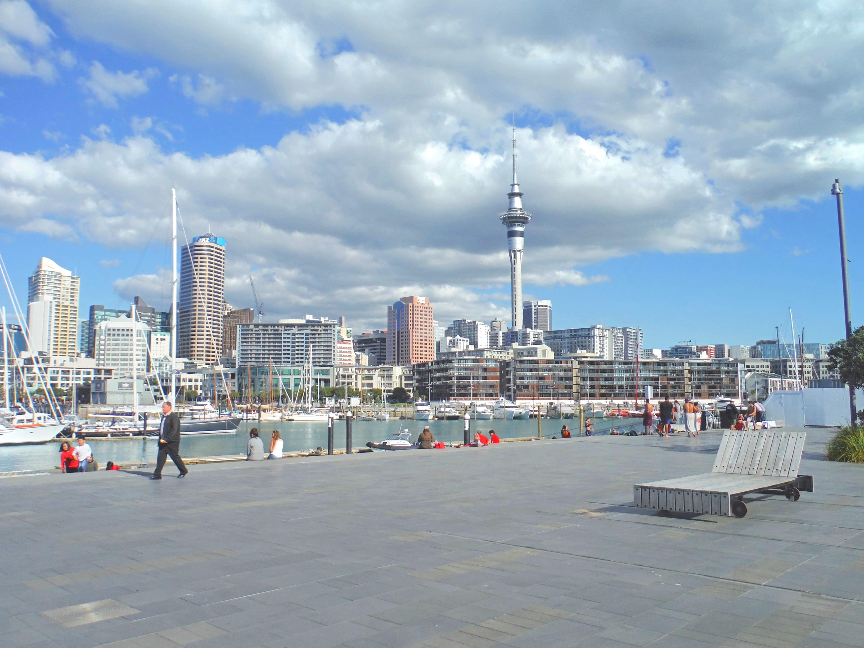 Auckland © Vie d'Expat'