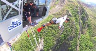 Nevis Bungy Jump © Vie d'Expat'
