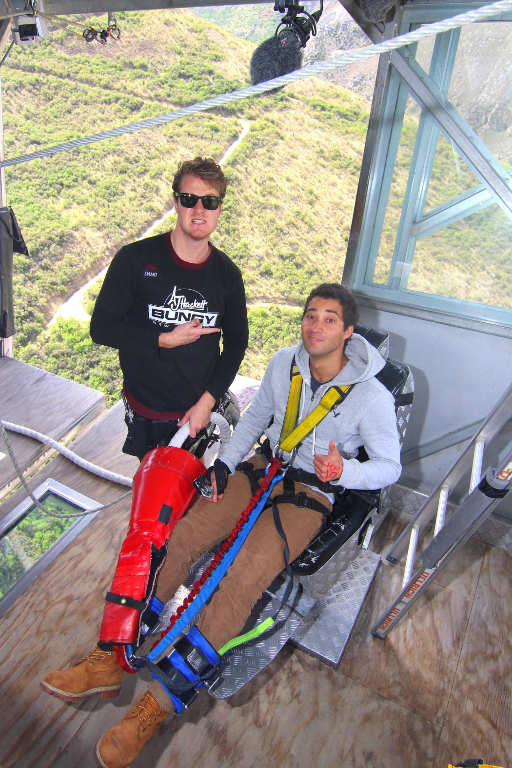 """Double Check"" Nevis Bungy"
