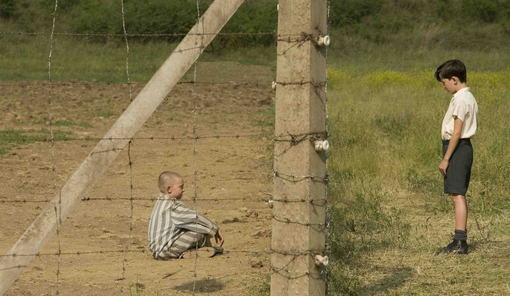 Der Junge im gestreiften Pyjamas