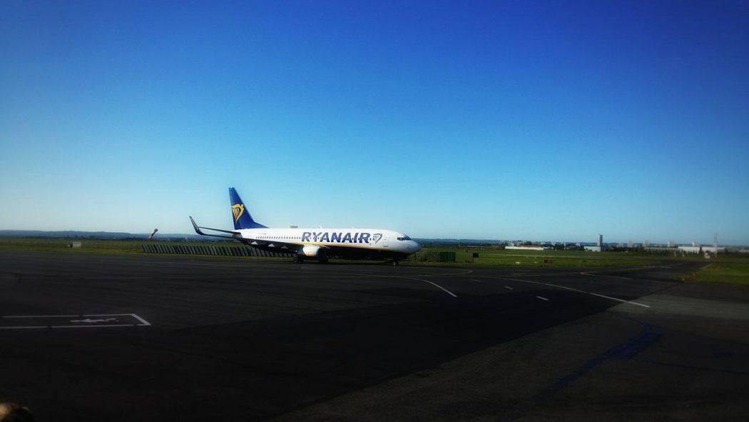 avion ryanair © Vie d'Expat